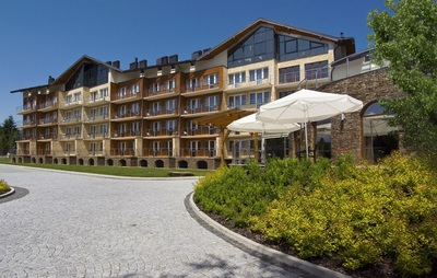 Wczasy w górach w Hotelu Activa w Muszynie